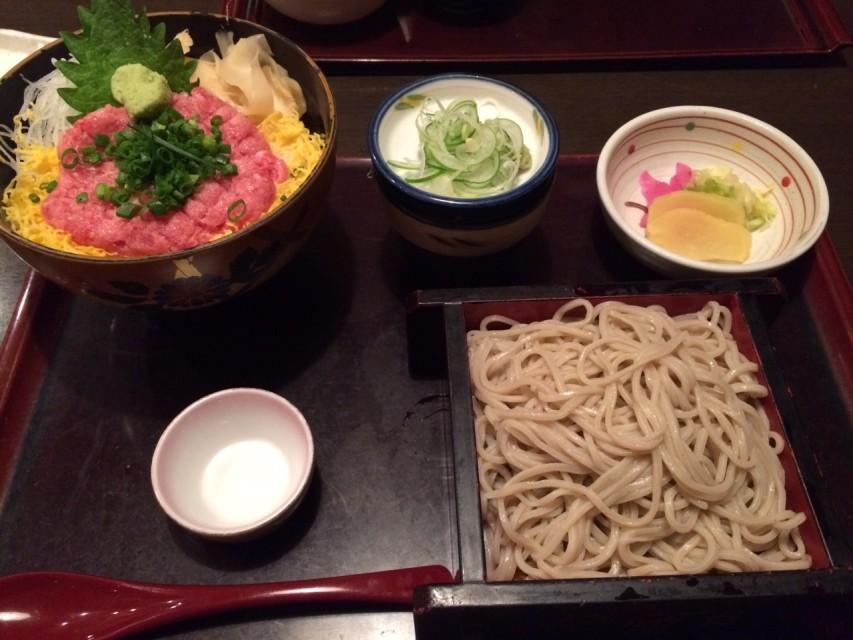 寿司と手打ちそば 館乃