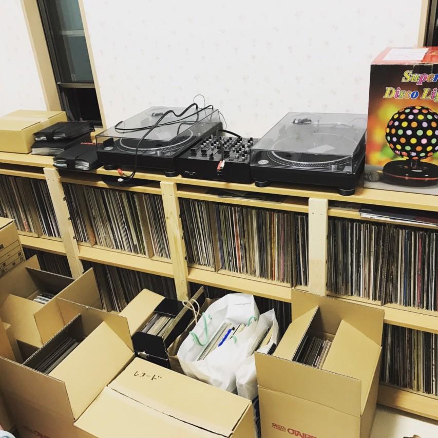 東松山 レコード