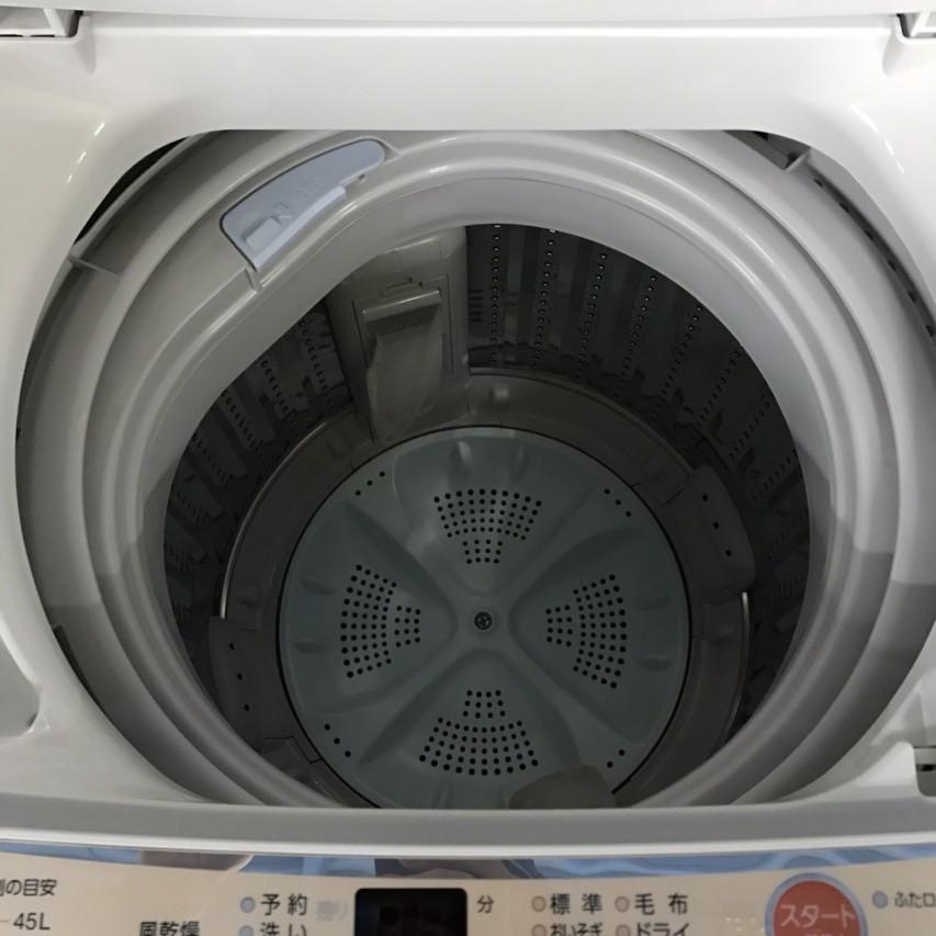 AQUA製 全自動洗濯機 AQW-S50D