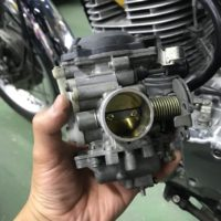SR400 不動