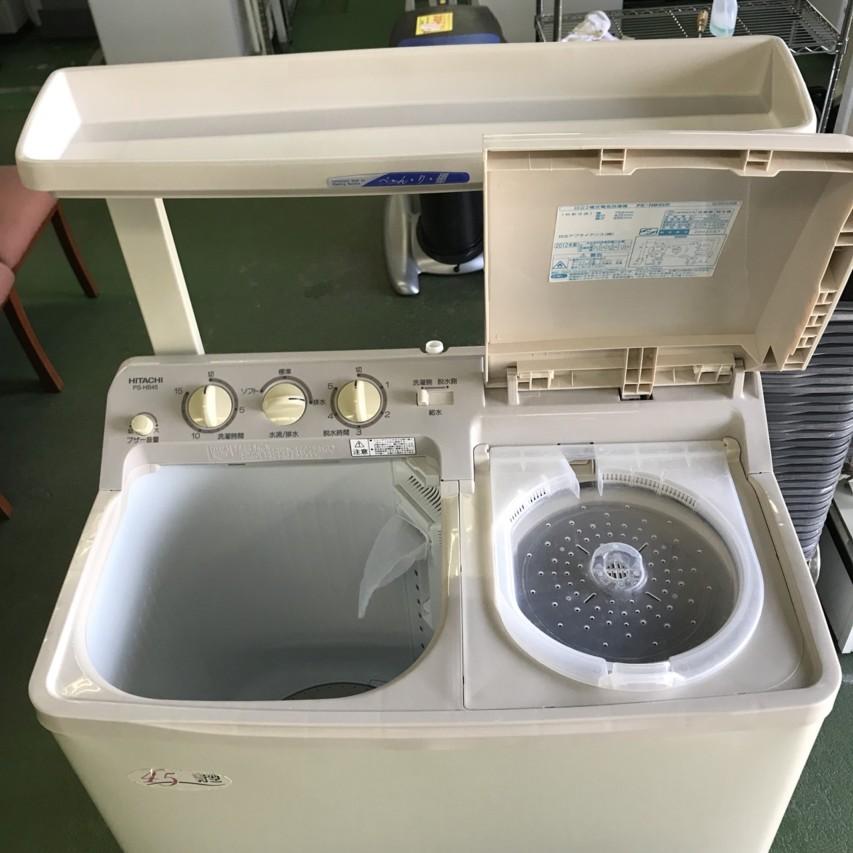 東松山 二槽式洗濯機