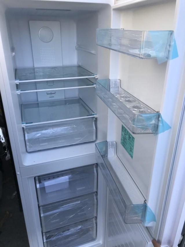 ハイアール 冷凍冷蔵庫 JR-NF218A