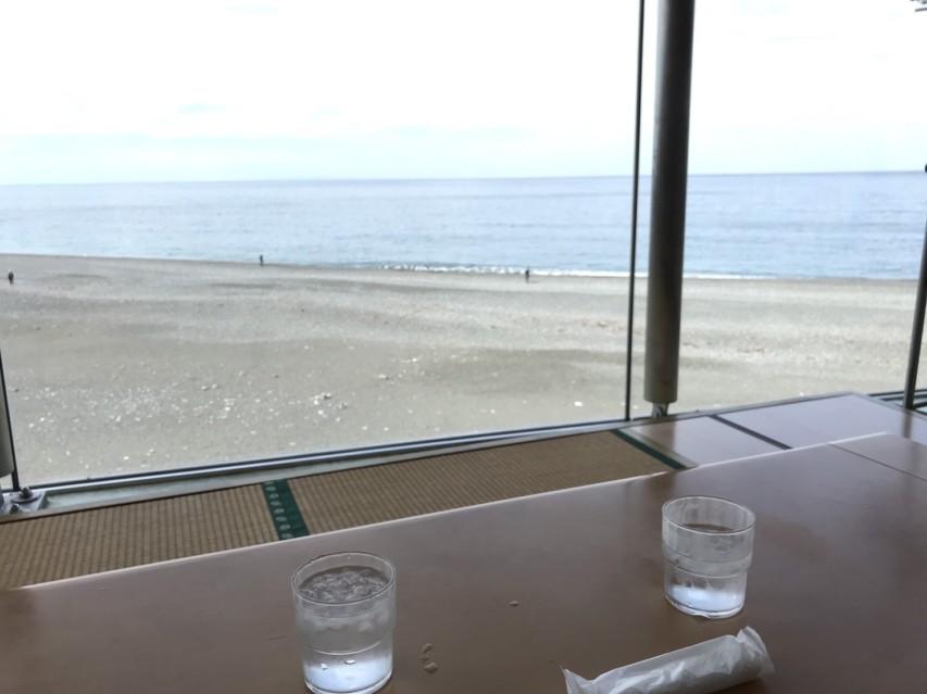 レストラン漁火 親不知